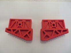altrex TAURUS (TDO) Leiterfüße Set (2 Stück) - Ersatzteile