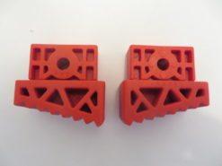altrex TAURUS (TGB / TME ) einseitig begehbar Leiterfüße Set (2 Stück) hinten - Ersatzteile