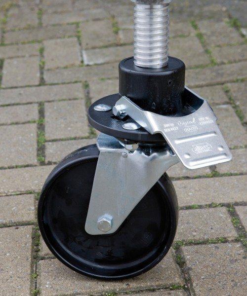 altrex - fahrgeruest-rolle hoehenverstellbar