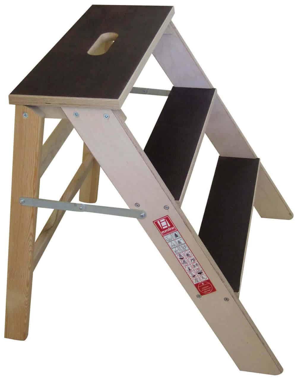 euroline holz stufenpodest 4 stufen. Black Bedroom Furniture Sets. Home Design Ideas