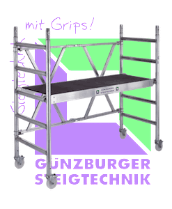 Günzburger Steigtechnik Gerüste