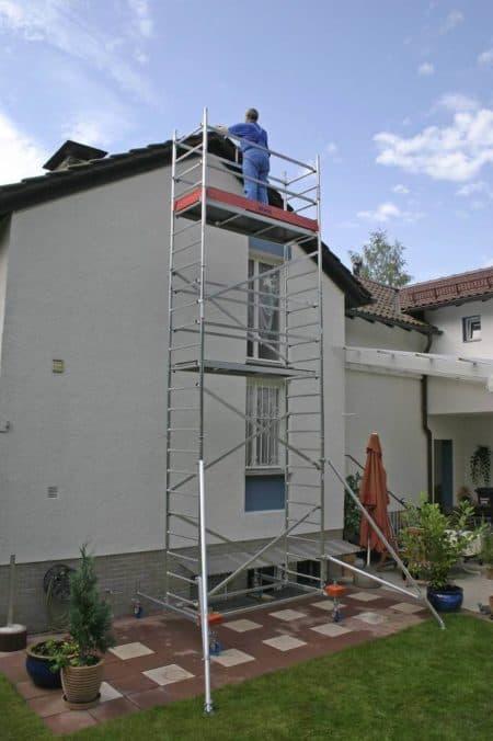 Krause PROTEC Gerüst + gratis TeleBoard