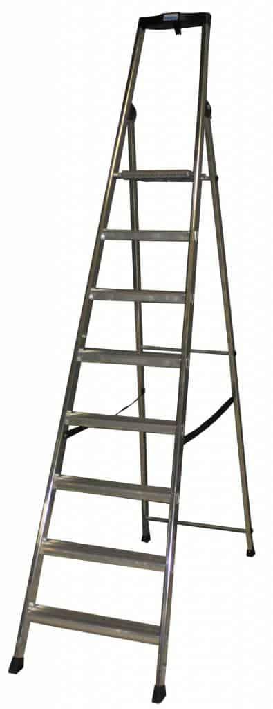 krause stufen stehleiter solido 8 ebay. Black Bedroom Furniture Sets. Home Design Ideas